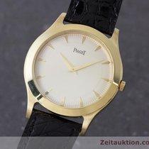 Piaget 18k (0,750) Gold Citea Handaufzug Herrenuhr Limitiert...