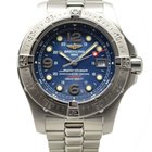 Breitling SuperOcean Steelfish  Automatic Blue Dial 44mm A17390