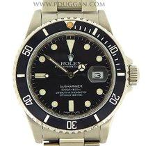 Rolex vintage 1984 stainless steel Submariner