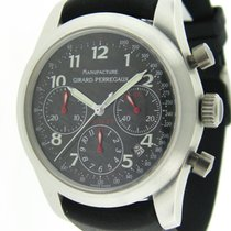 Girard Perregaux GP Pour Ferrari F1-047 aluminum  chronograph