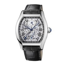 Cartier Tortue Automatic Mens Watch Ref W1580048
