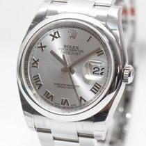 Rolex Datejust Ref.116200 Kasten Papiere Neu 2016