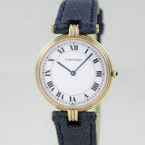 Cartier Vendome Trinity TriColor Gold Case Ref.881003