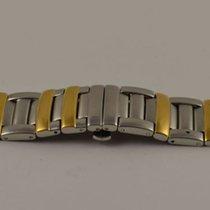 Maurice Lacroix Stahl Armband 20mm Bracelet Für Herren Uhr...