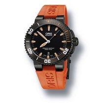 Oris Men's 733 7653 4259-07 4 26 32GEB Aquis Date Watch