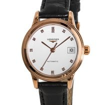 Longines Flagship Women's Watch L4.274.8.27.2