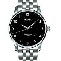 Mido Baroncelli II Chronometer Herrenuhr M8690.4.18.1