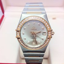 Omega Constellation 111.25.36.20.52.001 - Box & Papers 2009