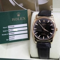 Rolex Cellini Danaos 4243 18K Yellow Gold Box & Papers 2012