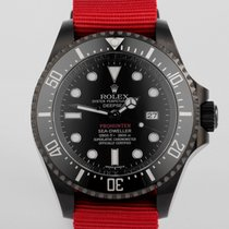 "Pro-Hunter Sea-Dweller Deepsea Single Red Military ""One of..."
