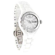 Technomarine Cruise Ladies White Ceramic Swiss Quartz Watch...