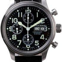 Zeno-Watch Basel NC Pilot Chrono Day-Date