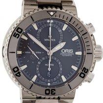 Oris Aquis Chronograph Titan 43mm
