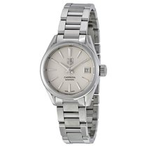 TAG Heuer Carrera White Dial Automatic Ladies Watch
