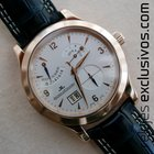 Jaeger-LeCoultre Master Control Eight Days Gold
