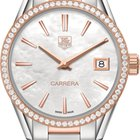 TAG Heuer Carrera Quartz Ladies Watch