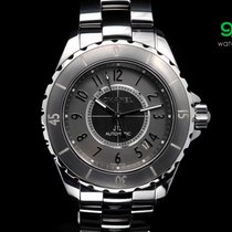 Chanel J12 Chromatic Titanium Ceramic Automatic Watch H2979, 38mm