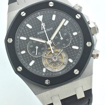 Audemars Piguet AP Royal Oak Tourbillon Chronograph Offshore ...