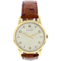 IWC Men's Vintage IWC 18K Yellow Gold Watch