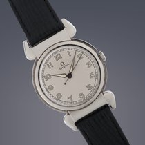 Omega Medicus stainless steel manual watch