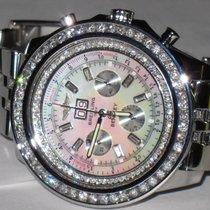 Breitling Bentley 6.75 MOP Diamonds