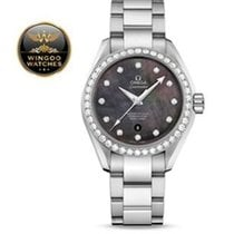 Omega - Seamaster Pearl Diamonds Ladies Watch