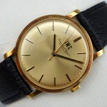 IWC Klassik - Handaufzug - Gold 585 - Cal. 403 - aus 1974 - NOS