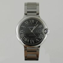 Cartier BALLON BLEU STEEL LARGE SiZE