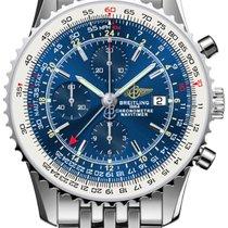 Breitling Men's A2432212/C651/443A Navitimer World Watch