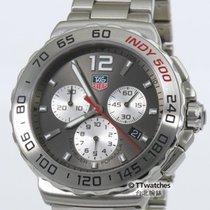 TAG Heuer Formula 1 Indy 500 Chronograph CAU1113  44% Off Retail