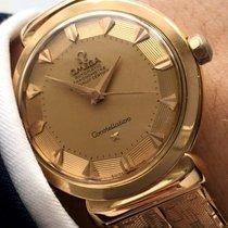 歐米茄 (Omega) Omega Constellation Grand Lux Pie Pan pink rose gold
