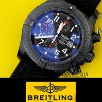 Breitling Super Avenger Limited Special Edition Blacksteel...