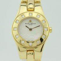 Baume & Mercier Linea 18K Gold Quartz Lady MV045153