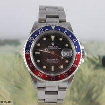 勞力士 (Rolex) GMT 16700 Bj.1993 (N) LC100 Tritium Blatt