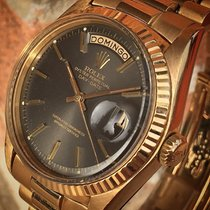 Rolex Day Date 1803 Tropical Yellow Gold