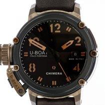 U-Boat Italo Fontana Chimera B & B Bronze/Stahl PVD...
