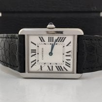 Cartier Tank Solo Large Completo Impecável