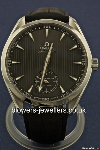 Omega Aqua Terra XXL Small Seconds 231.13.49.10.06.001.