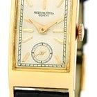 "Patek Philippe Vintage Gent's 18K Rose Gold  ""Tank&#34..."
