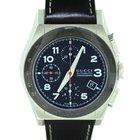 Gucci Pantheon 115 Automatic ETA Steel Chronograph 44mm Watch