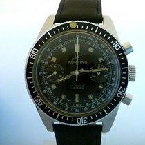 KORTING vintage jumbo diver chronograph valjoux 7733