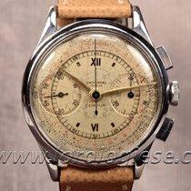 Universal Genève 1930`s Vintage Ref. 5466 Compur Chronograph...