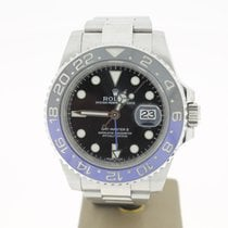 Rolex GMT Master II BATMAN (B&P11/2014) 40MM