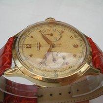 Longines 30 CH Chronographe 5967 Oversize 18 Kt year 1959