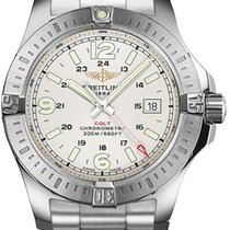Breitling Colt Mens 44mm Quartz in Steel