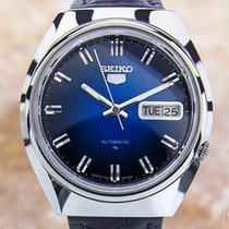 Seiko 5 Automatic 7009-8310 S Steel Japanese Watch 1970s Jr23
