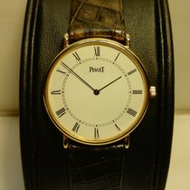 Piaget 18K Gold 32MM Dress Watch Altiplano Ref. 8035 Rare
