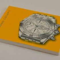 Breitling Anleitung Manual Chrono Cockpit