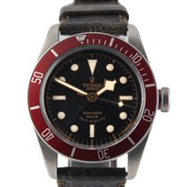 Tudor Heritage Black Bay, Ref: 79220R with Box & Papers