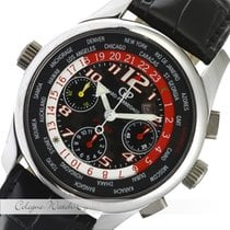 Girard Perregaux WW.TC Case Chronograph World Time Ore Mondo...